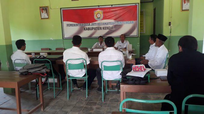 Pembinaan RKPDes Oleh Dispermasdes Kabupaten Kendal